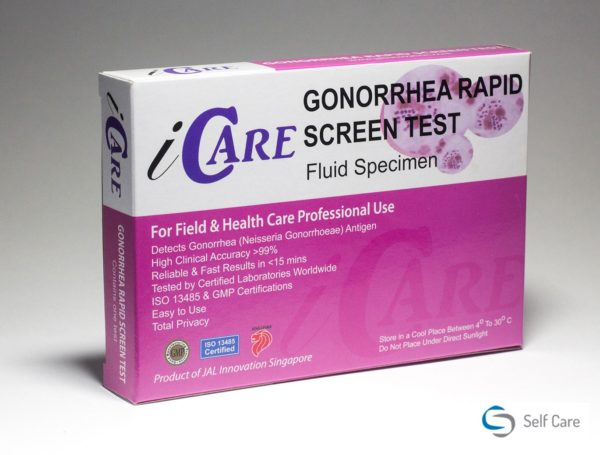 Gonorrhea thuistest